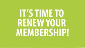 Renew My Membership
