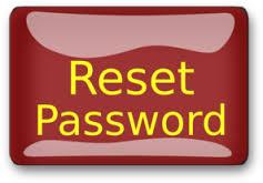 I've forgotten my password – how do I reset it?