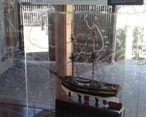 A New Home for the Model of the Lady Nelson