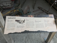Farm Machinery Signs - Cultivation