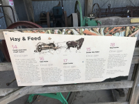 Farm Machinery Signs - Hay-and-Feed