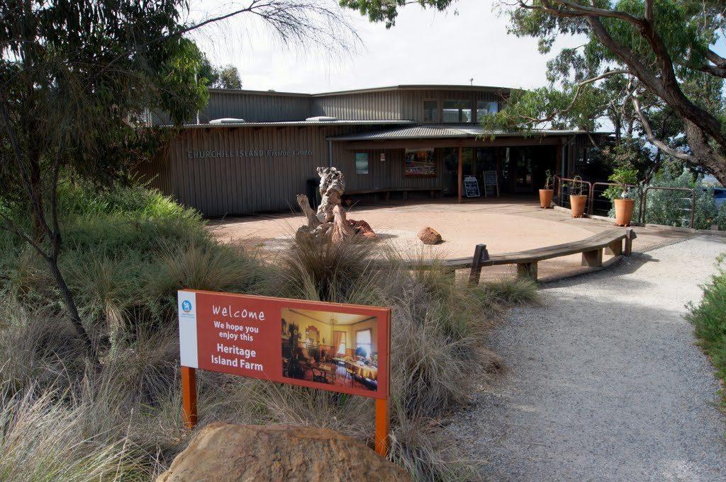 churchill-island-visitors-centre