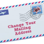Change of Postal Address