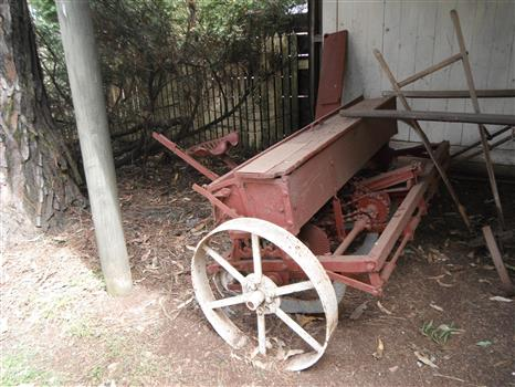 Crowdfunding Campaign - Signage for Historic Farm Machinery Display