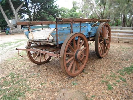Wheat Wagon